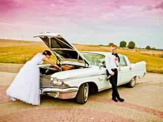 Chrysler Imperial  z 1960 r.do ślubu zabytek,  Łuków
