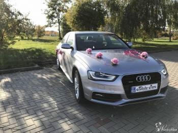 AUDI a4; s-line; quattro (2015r.) na terenie całego Województwa, Samochód, auto do ślubu, limuzyna Tykocin