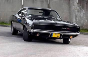 Dodge Charger 1968 R/T nie Mustang, Samochody do ślubu, Samochód, auto do ślubu, limuzyna Lędziny