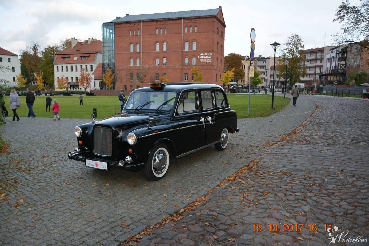 Londyńska Taxi- Black Cab, Bydgoszcz - zdjęcie 1