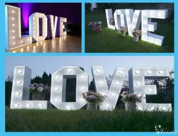 Duży Napis LOVE HIT Niskie Ceny!!!, Napis Love Świerzawa