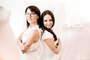 Creative Team kompleksowa organizacja wesel czy ślubów jak z bajki., Wedding planner Lubin