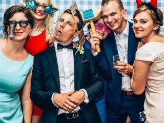 Fotobudka wesele, studniówka ! wejdź na wyższy poziom imprezy !,  Ruda Śląska