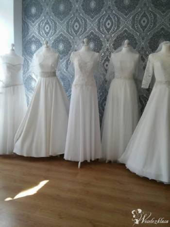 Suknie z pasją, Salon sukien ślubnych Łęczna