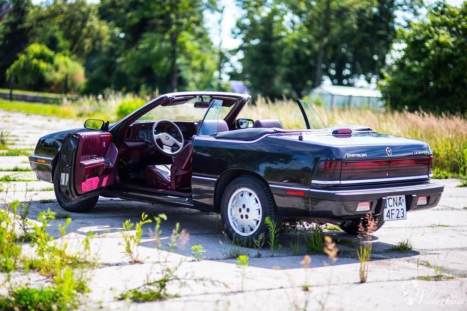 Chrysler Le Baron - CZARNY CABRIO 1984 Jedyny Taki, Bydgoszcz - zdjęcie 1