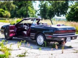 Chrysler Le Baron - CZARNY CABRIO 1984 Jedyny Taki,  Bydgoszcz