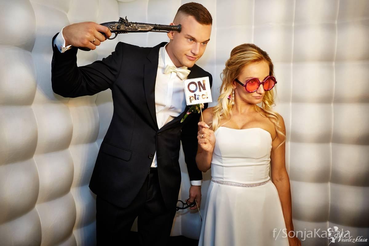 Fotobudka na wesele na imprezę BodoFutka, Pabianice - zdjęcie 1