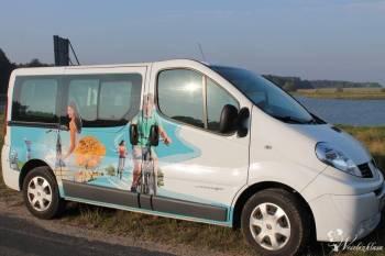 Wynajem busów na wesele - Renault Trafic 9 osobowe, Wynajem busów Sława