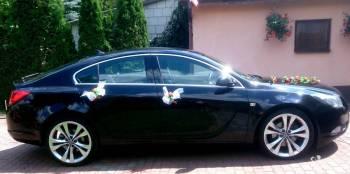 Limuzyna Opel Insignia do ślubu, Samochód, auto do ślubu, limuzyna Inowrocław