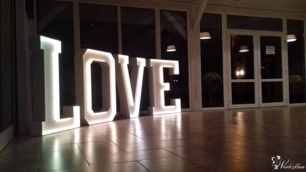 Ledowy napis LOVE, Chwaszczyno - zdjęcie 1