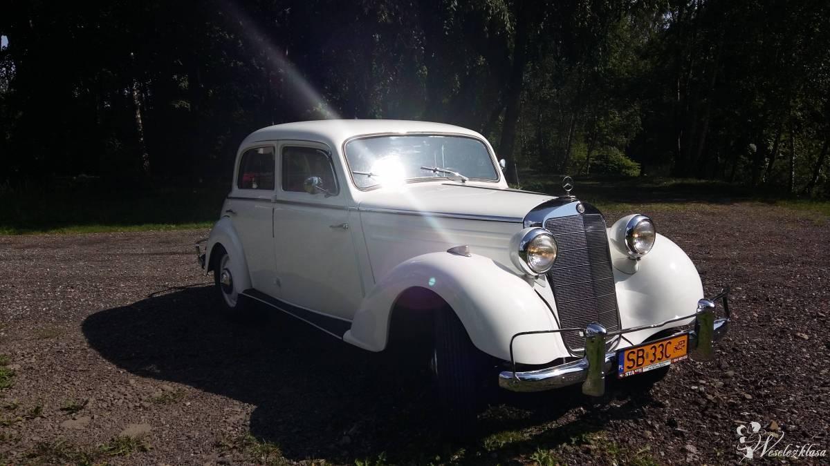 STAMERC 1953 - wynajem zabytkowego mercedesa do ślubu, Bielsko-Biała - zdjęcie 1