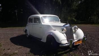 STAMERC 1953 - wynajem zabytkowego mercedesa do ślubu, Samochód, auto do ślubu, limuzyna Bielsko-Biała
