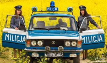 FIAT 125p MILICJA - auto do ślubu, wesele,, Samochód, auto do ślubu, limuzyna Krasnystaw