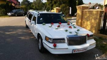 Wynajem limuzyny lincol.Wynajme Chrysler 300C, Samochód, auto do ślubu, limuzyna Drobin