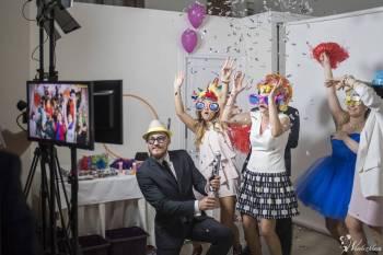 Wideo budka Slow Motion, Fotobudka, videobudka na wesele Piotrków Kujawski