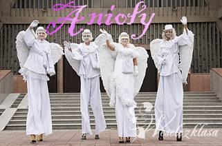 Anioły na szczudłach, Łowicz - zdjęcie 1