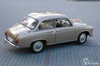 Syreną do ślubu , Samochód, auto do ślubu, limuzyna Węgorzyno
