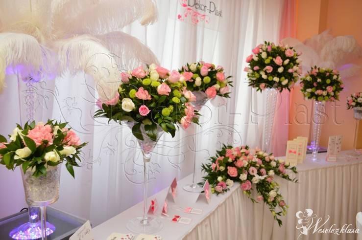 Dekoracje ślubne sal, Jaworzno - zdjęcie 1