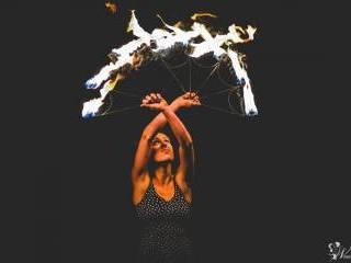 Taniec z Ogniem -  wolne terminy 2019/2020, Teatr ognia Malbork