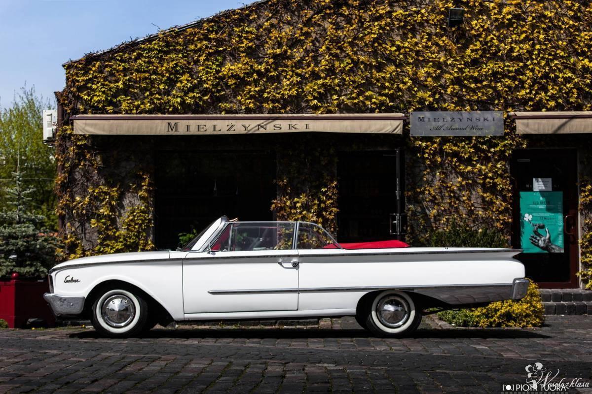 Ford Sunliner 1960 rok JEDYNY W EUROPIE, Warszawa - zdjęcie 1