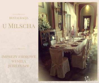 Restauracja u Milscha, Sale weselne Łask