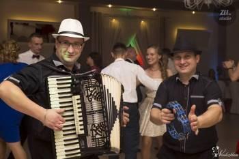 djValdek (konferansjer) + Akordeonista Jareck'y (wodzirej), DJ na wesele Łask