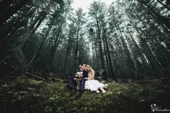 Niesamowita fotografia ślubna - Peloton Studio