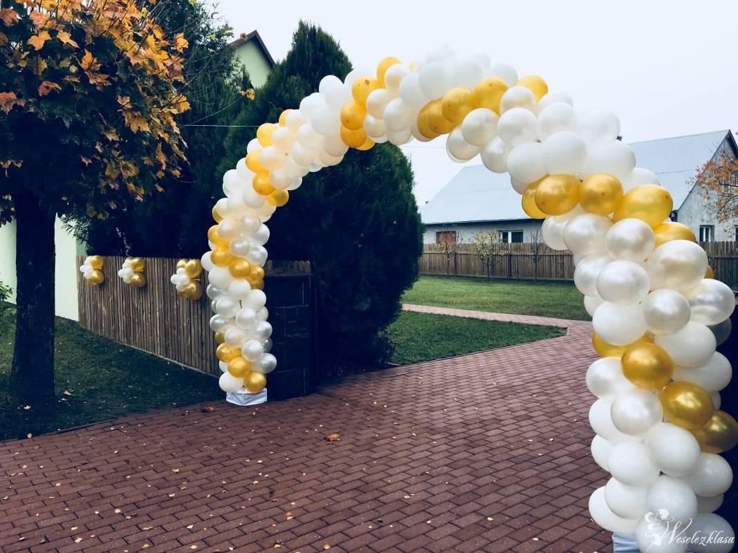 Decor-Fun - balony, brama z balonów, Harasiuki - zdjęcie 1