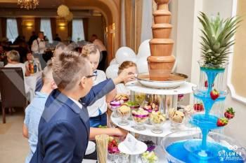 Fontanna z czekoladą, Czekoladowa fontanna Siedlce