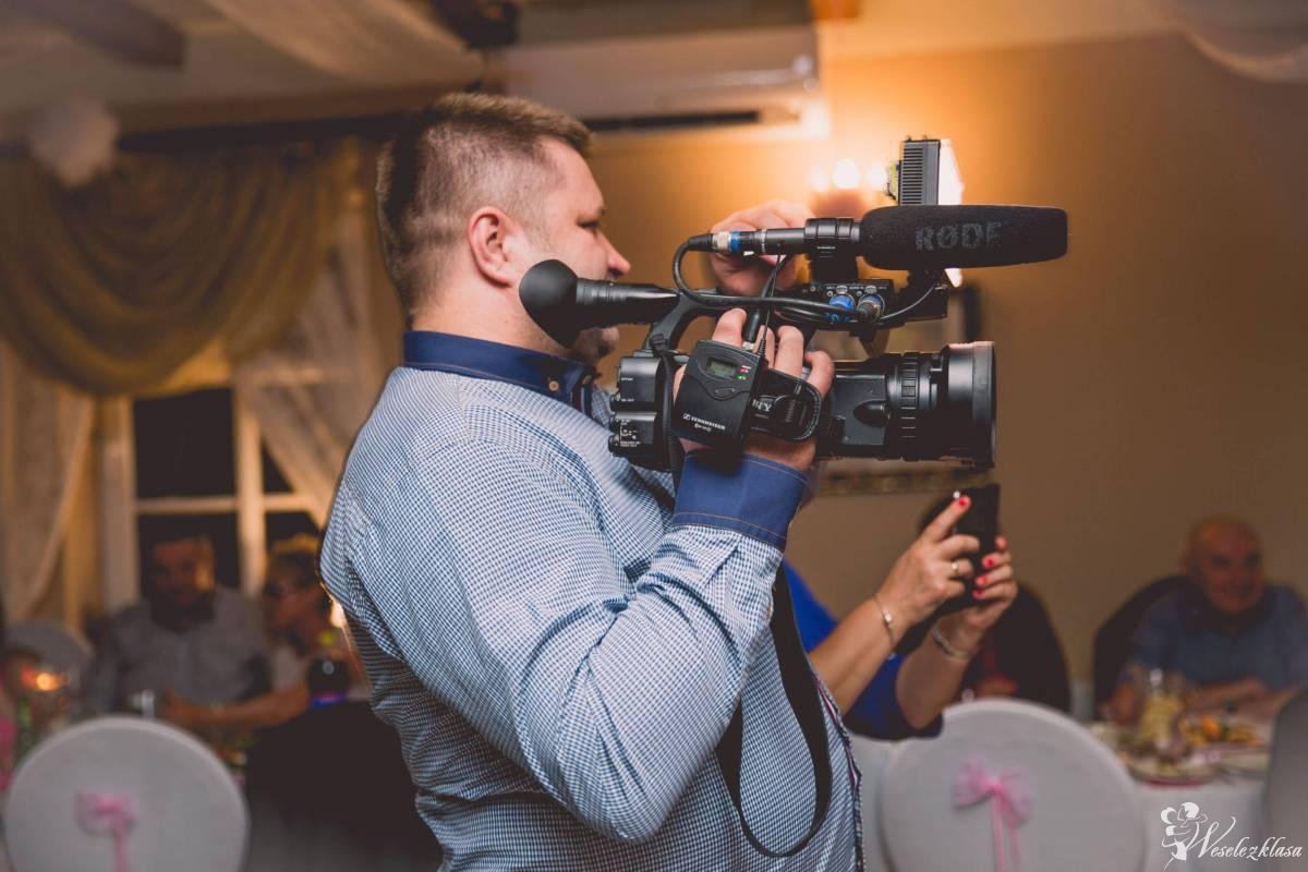 Wideofilmowanie. Profesjonalny kamerzysta z TV MAX. NOWOŚĆ - live!!!, Koszalin - zdjęcie 1