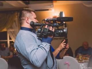 Wideofilmowanie. Profesjonalny kamerzysta z TV MAX. NOWOŚĆ - live!!!,  Koszalin