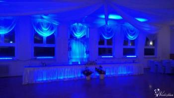Wesela Stela -świetlna dekoracja sal, Dekoracje światłem Toszek