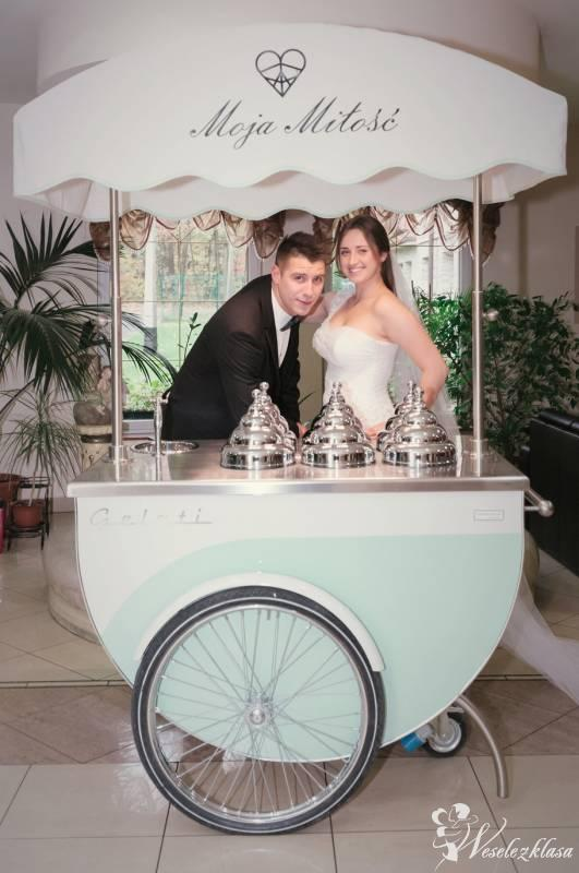 Wózek z lodami rzemieślniczymi Moja Miłość, Chełm Śląski - zdjęcie 1