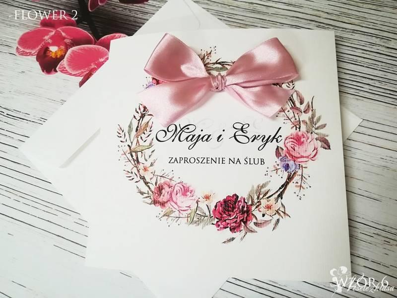 Świat Zaproszeń - Zaproszenia i dodatki weselne, Małkinia Górna - zdjęcie 1