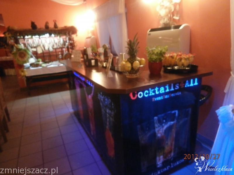 Barman na wesele,fontanna czekoladowa DRINK BAR, Łuków - zdjęcie 1