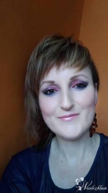adrianna marchecka make-up, Makijaż ślubny, uroda Barwice