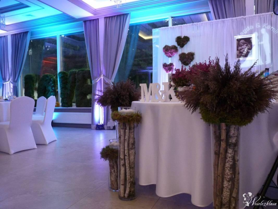Dekoracja ślubna, weselna - Pracownia Artystyczna MG Magdalena Guziuk, Terespol - zdjęcie 1