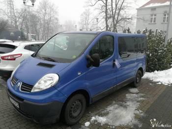 Renault Trafic 7+1, Ford S max 4+1, Wynajem busów Żory