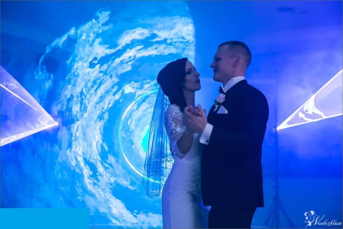 Wyjątkowy pokaz laserowy na Waszym weselu, taniec w laserach, lasery, Olsztyn - zdjęcie 1