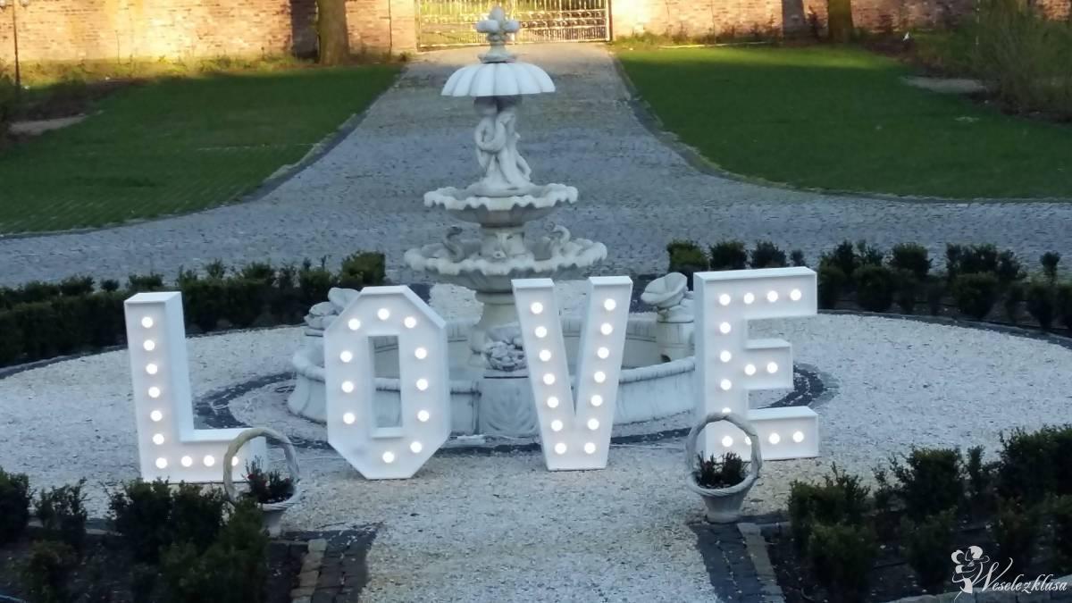 napis LOVE -promocja 200zl, Toruń - zdjęcie 1