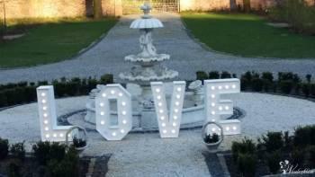 napis LOVE -promocja 200zl, Napis Love Pakość
