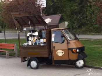 Mobilna kawiarnia,bar kawowy  AJCAFE wraz z BARISTĄ, Barista na wesele Lębork