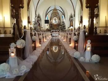 COŚ PIĘKNEGO - Profesjonalne dekoracje kościołów i sal, bukiety, auta, Dekoracje ślubne Gliwice