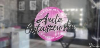Aneta Ostaszewska - Salon kosmetyczny & Makeup Artist, Makijaż ślubny, uroda Białystok