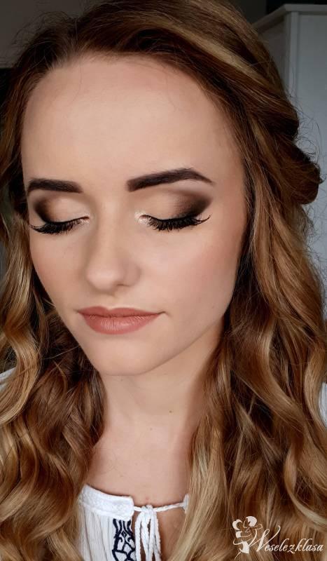 Profesjonalny makijaż, makeup ślubny, wieczorowy, okolicznościowy, Radom - zdjęcie 1