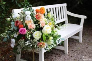 Niebieskie Drzwi- pracownia dekoracji bukiety ślubne- pakiety promocji, Kwiaciarnia, bukiety ślubne Nowa Sól