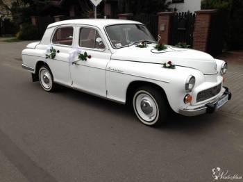 *WARSZAWA* 223 - auto Retro, zabytkowe z minionej epoki, Samochód, auto do ślubu, limuzyna Radomsko