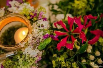 Florystka, Wedding Planner by Infinitum, Kwiaciarnia, bukiety ślubne Frampol