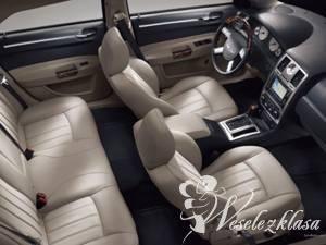 Luksusowy Chrysler 300C + gratis dwa obrazy canvas, Samochód, auto do ślubu, limuzyna Białystok