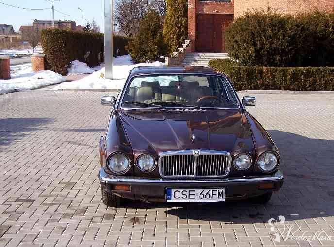 Auto do ślubu  - Jaguar XJ6, Lublin - zdjęcie 1